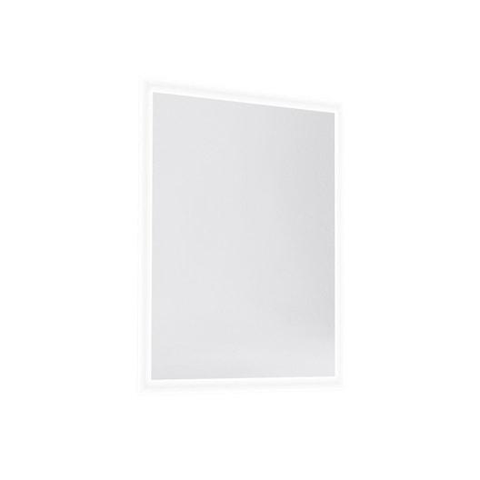 miroir avec clairage int gr l 60 cm opale leroy merlin. Black Bedroom Furniture Sets. Home Design Ideas