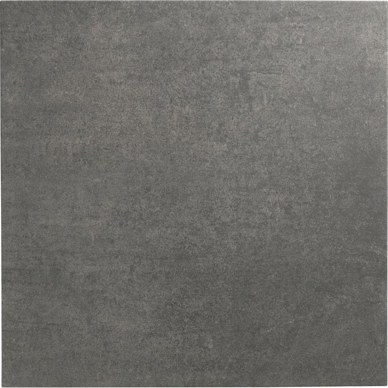 carrelage sol et mur noir effet b ton touch x cm leroy merlin. Black Bedroom Furniture Sets. Home Design Ideas