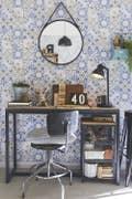 Bureau Bleu Noir COREP Industriel / Loft