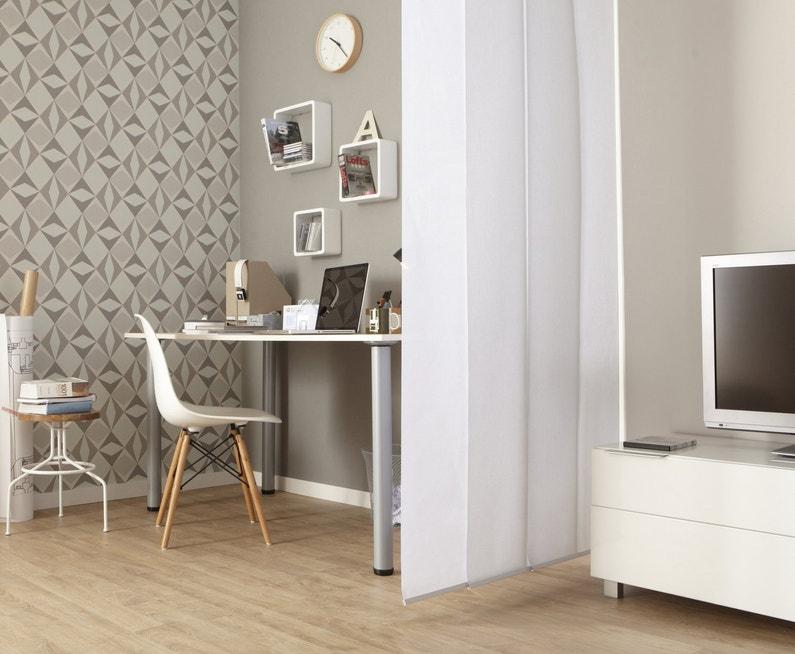 un bureau dans le salon leroy merlin. Black Bedroom Furniture Sets. Home Design Ideas