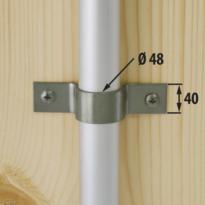 Crampon A Visser 125 X 40 Mm Leroy Merlin