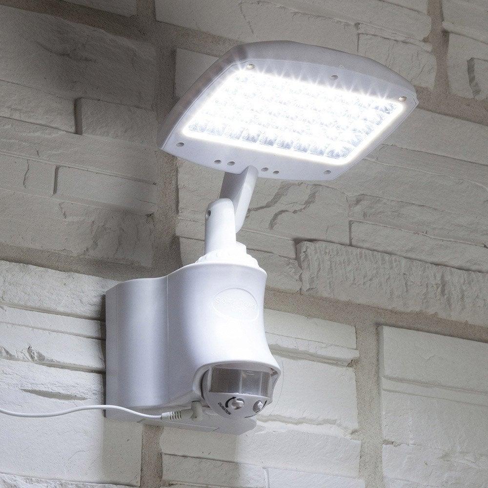 Projecteur A Detection Solaire Caraibes 270 Lm Blanc Inspire