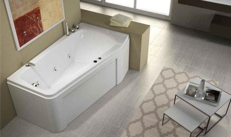 tout savoir sur la baignoire baln o leroy merlin. Black Bedroom Furniture Sets. Home Design Ideas