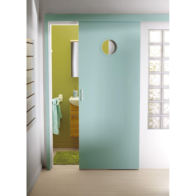 hublot de porte en m dium mdf rond brut 25 cm leroy merlin. Black Bedroom Furniture Sets. Home Design Ideas