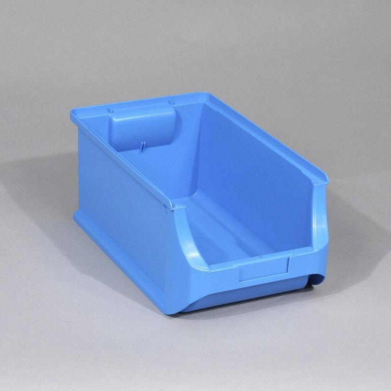 Bac à Vis Bleu L 20 5 X H 15 X P 35 5 Cm