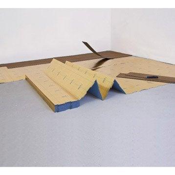 sous couche parquet et stratifi isolant phonique pare vapeur au meilleur prix leroy merlin. Black Bedroom Furniture Sets. Home Design Ideas