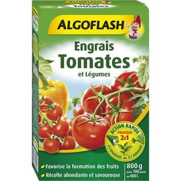 Engrais tomates ALGOFLASH 800 g