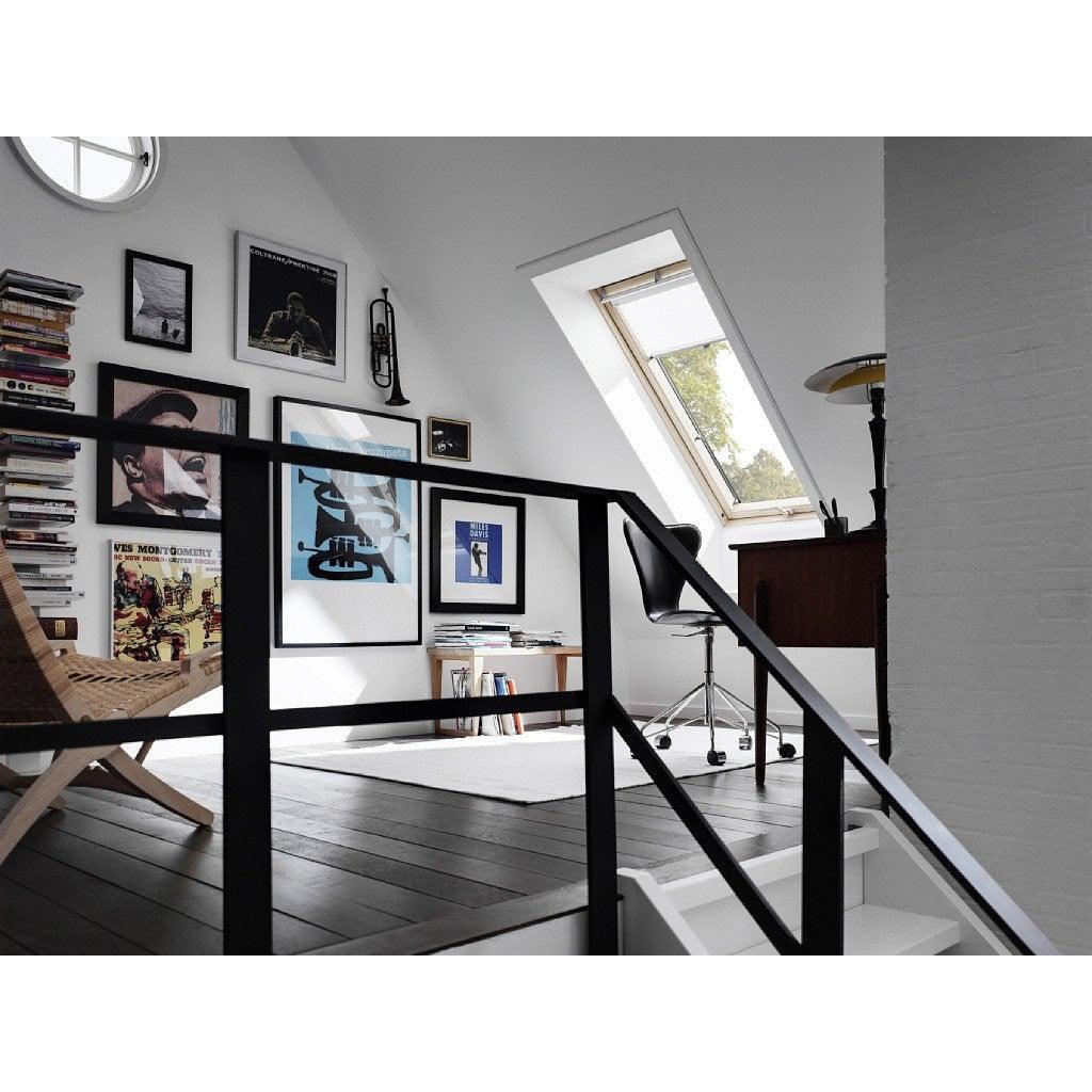 Rideau sur velux les meilleures id es concernant rideau - Rideau fenetre de toit ...