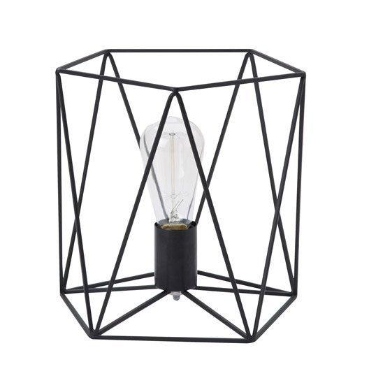 Lampe de chevet lampe de salon leroy merlin - Lampe de chevet metal ...