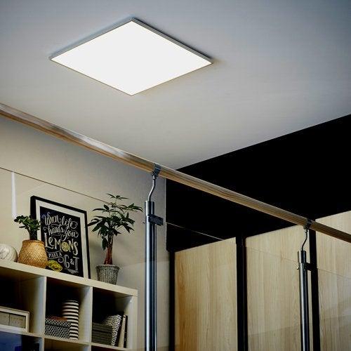 Panneau LED Entre économies Du0027énergie Et Pouvoir éclairant Exceptionnel, Ce  Type De Lumière Fait Est Doté Du0027un Design Sobre Et Contemporain