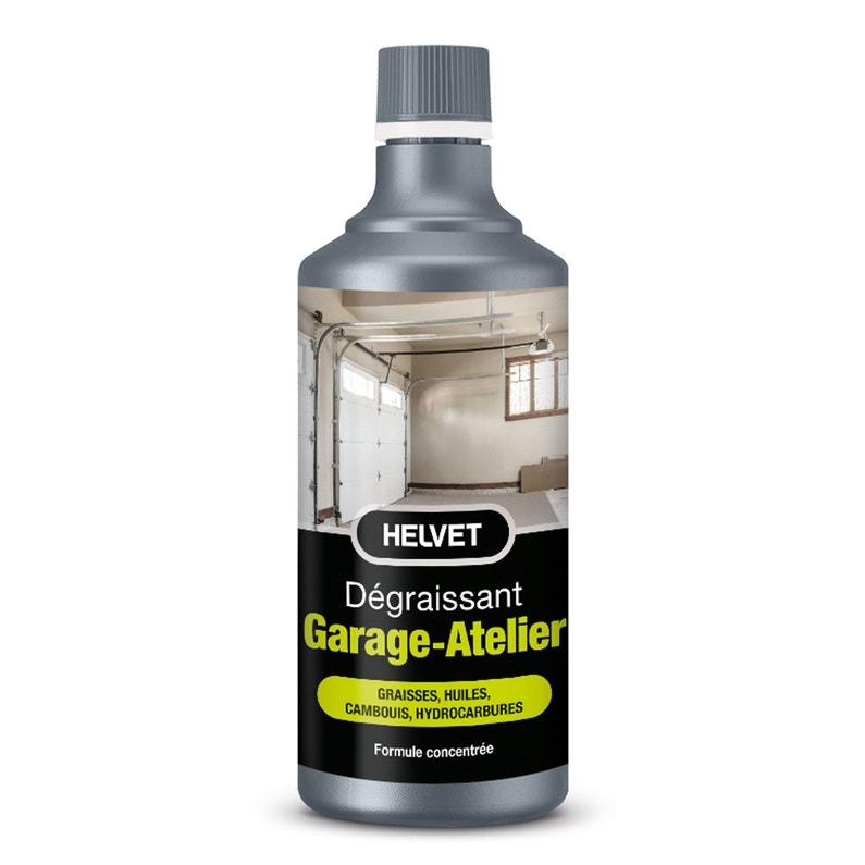 Dégraissant Huiles Et Hydrocarbures Liquide Helvet 1 L