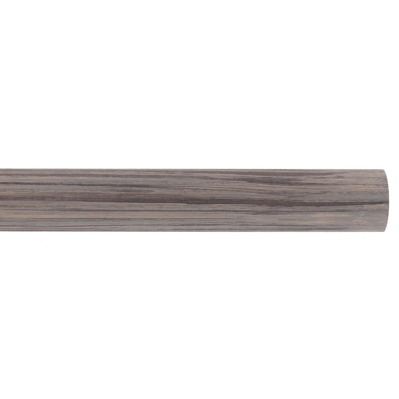 tringle rideau archi design ch ne patin 200 cm inspire leroy merlin. Black Bedroom Furniture Sets. Home Design Ideas