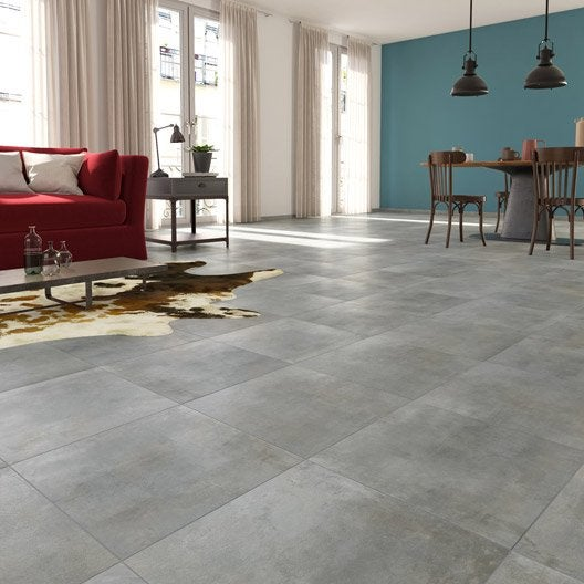 Carrelage sol gris clair brillant 28 images carrelage for Carrelage sol gris clair