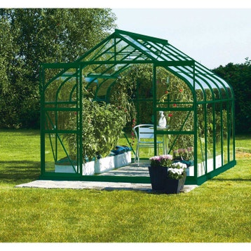 Serre de jardin – Mini serre, tunnel, verre, polycarbonate ...