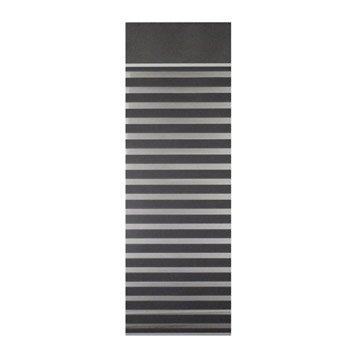 Panneau japonais INSPIRE, Jour / nuit gris, H.250 x l.50 cm