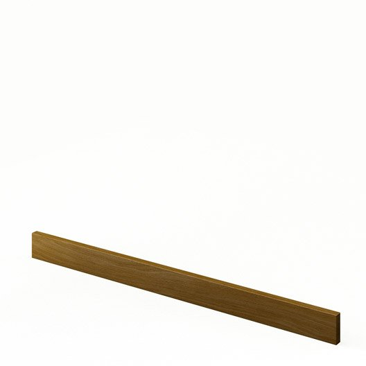 bandeau four de cuisine ch ne o90 6 5 origine l90 x h6 5 cm leroy merlin. Black Bedroom Furniture Sets. Home Design Ideas