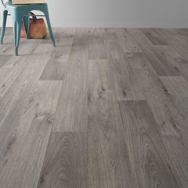 sol pvc timber grey artens textile l 3 m leroy merlin. Black Bedroom Furniture Sets. Home Design Ideas