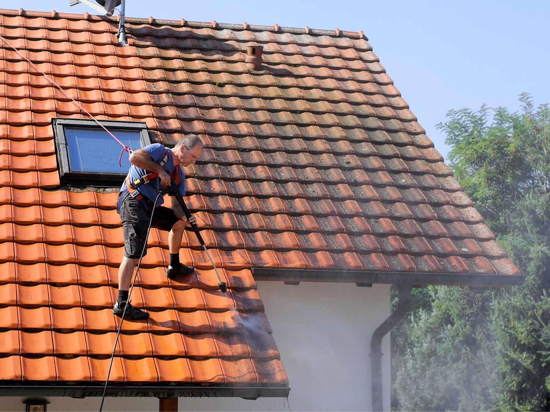excellent comment d mousser un toit leroy merlin comment fixer une echelle de toit en bois with. Black Bedroom Furniture Sets. Home Design Ideas