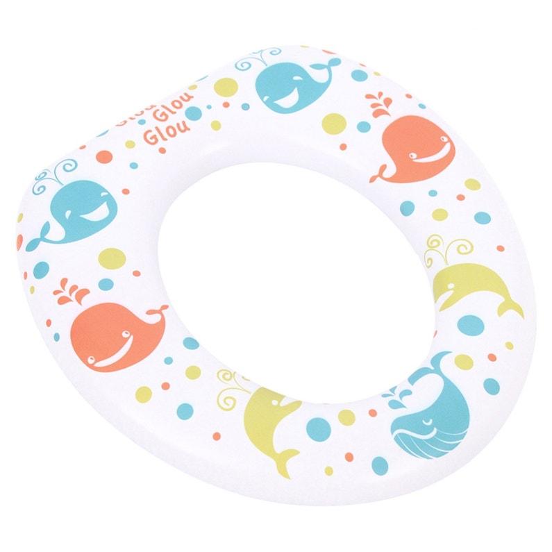 Réducteur Enfant Multicolore Plastique Splash Baleine