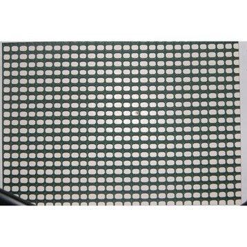 Grillage extrusion vert H.1 x L.3 m, maille de H.5 x l.5 mm