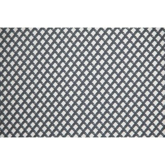 Grillage rouleau extrud gris h 0 5 x l 5 m maille h 3 x l 3 mm leroy merlin - Croisillon pour balcon ...