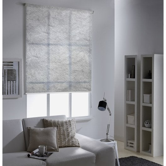 Stores lamelles verticales leroy merlin paravent ikea with astonishing ikea vent hood for for Store tissu leroy merlin saint paul