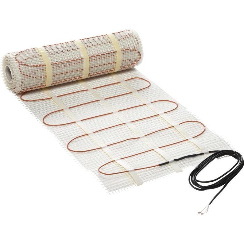 Câble Antigel électrique Sud Rayonnement Cable Kit Matt 750 W L1250 X L50 Cm