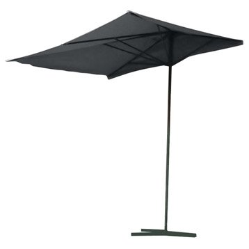 parasol parasol d port de balcon droit au meilleur prix leroy merlin. Black Bedroom Furniture Sets. Home Design Ideas