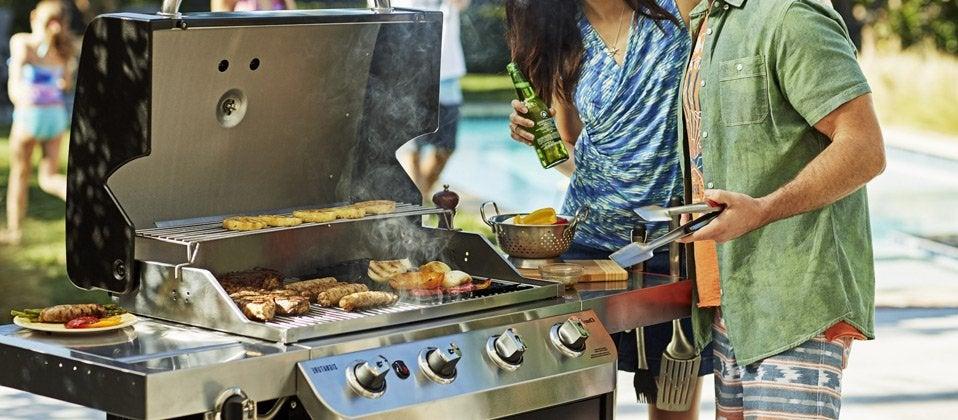 Char Broil Barbecues Au Gaz Au Meilleur Prix Leroy Merlin