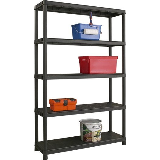 etagere modulable garage great etagere modulable garage colombes douche incroyable etagere. Black Bedroom Furniture Sets. Home Design Ideas