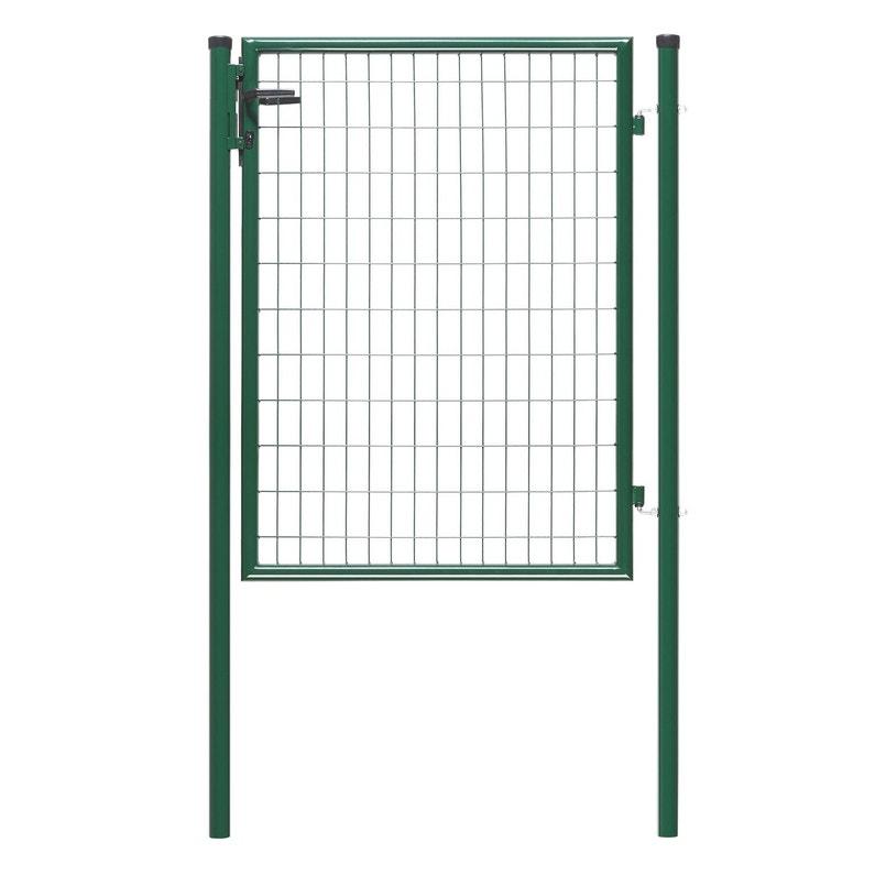 Portillon Grillagé Eco Garden L105 X H125 Cm Vert
