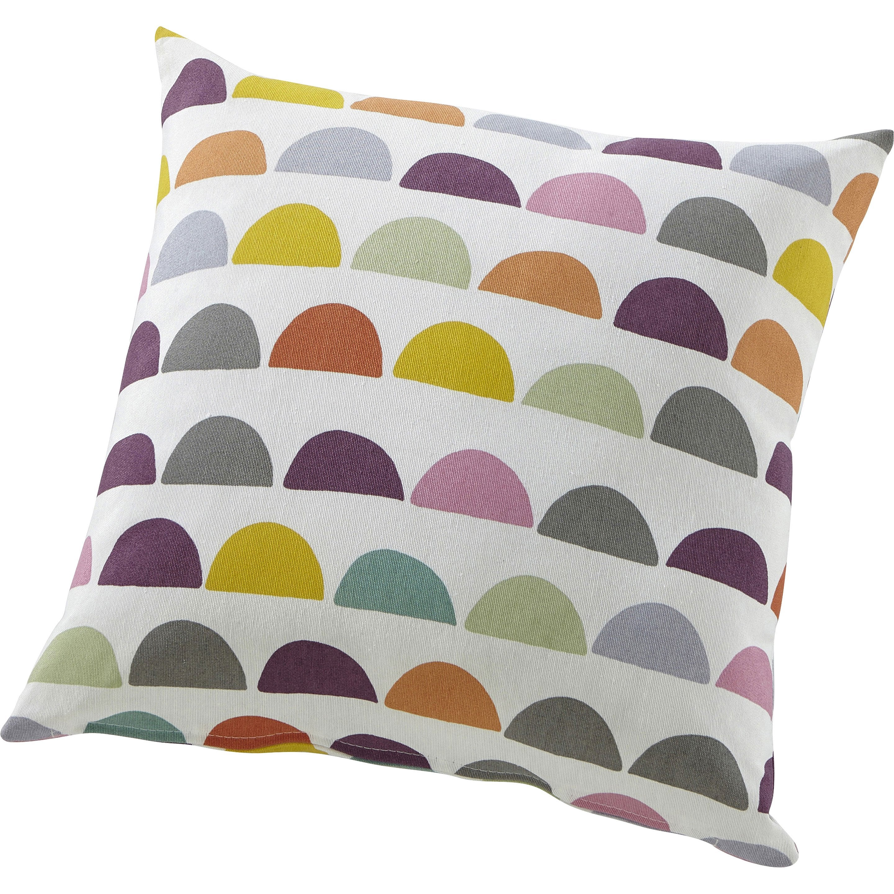Coussin Galleta, multicolore l.40 x H.40 cm