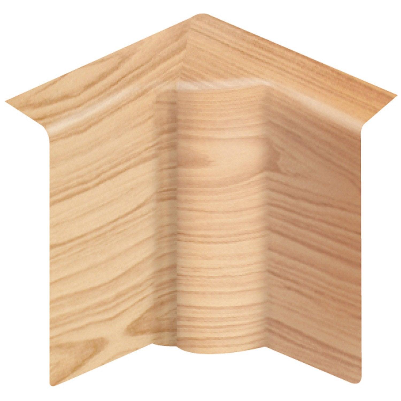 Angle Intérieur à Peindre Pour Plinthe, H. 10 X P.5.5 Cm