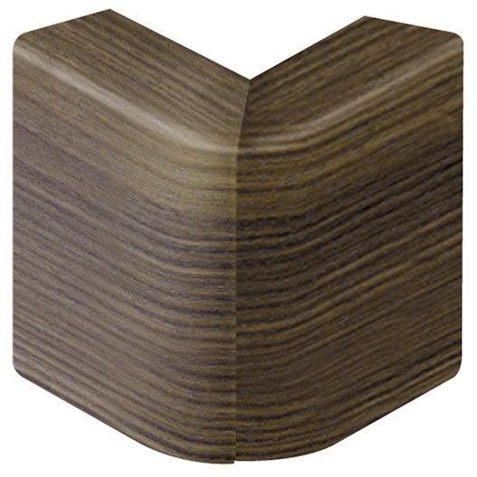 angle ext rieur weng pour plinthe h 10 x p 5 5 cm leroy merlin. Black Bedroom Furniture Sets. Home Design Ideas