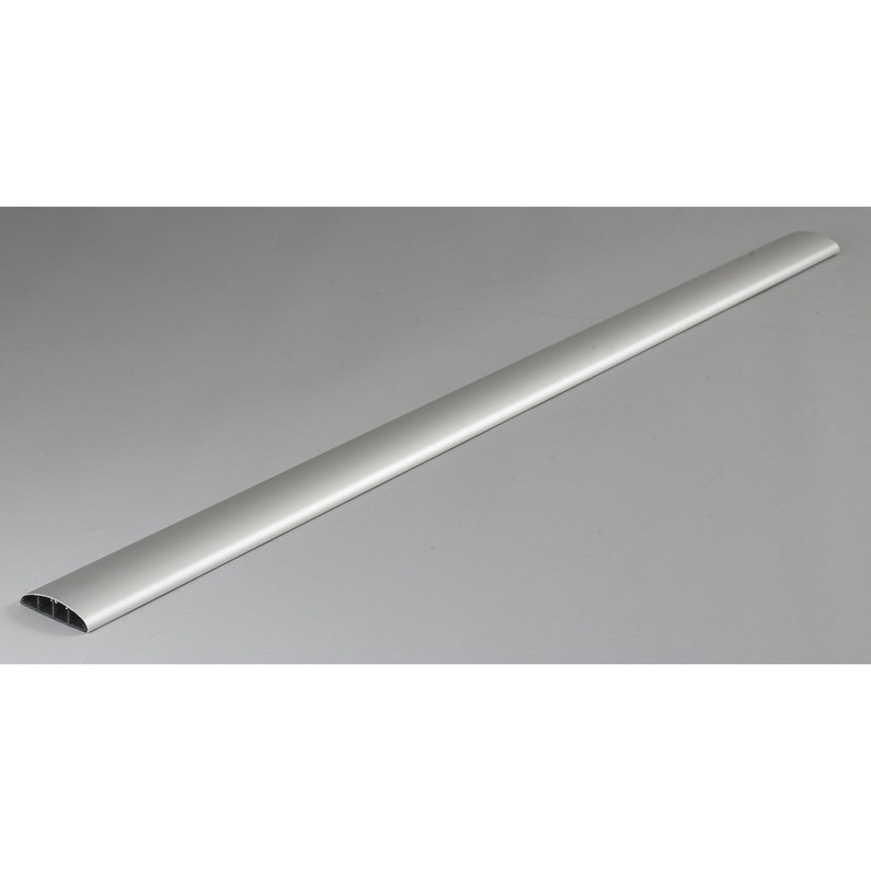 Cache Câble Aluminium Pour Moulure H 100 X P 7 Cm