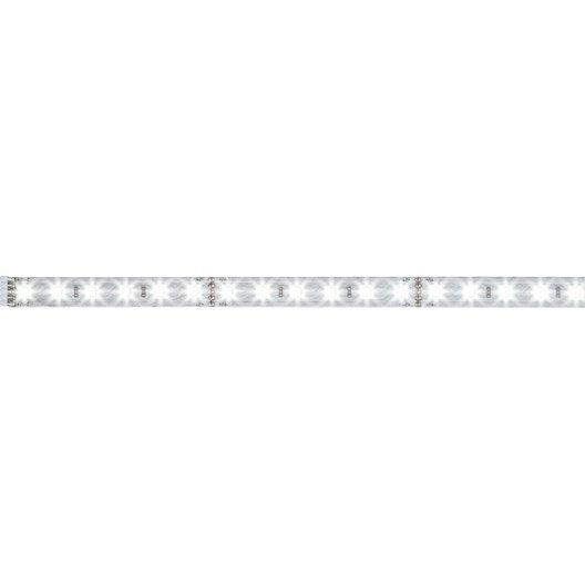 ruban led blanc lumi re du jour 6500k 280 lumens. Black Bedroom Furniture Sets. Home Design Ideas