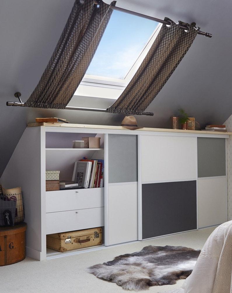 Organiser la chambre pour un gain de place assur leroy - Gain de place chambre ...