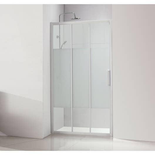 receveur de douche 110 cm