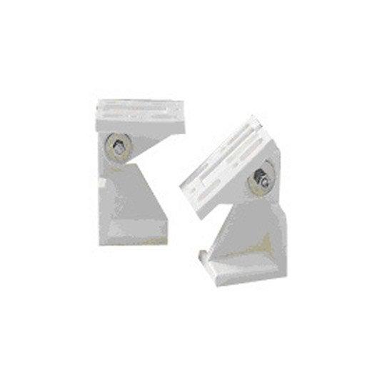 kit sous-pente blanc l.13 cm | leroy merlin