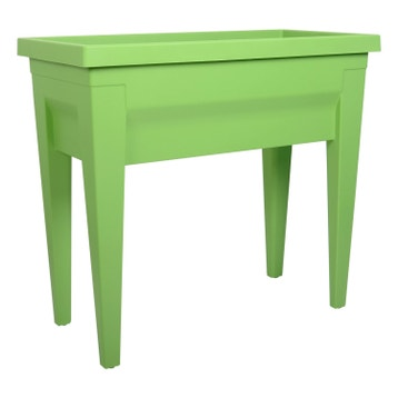 carr potager et table de rempotage bois acier au. Black Bedroom Furniture Sets. Home Design Ideas