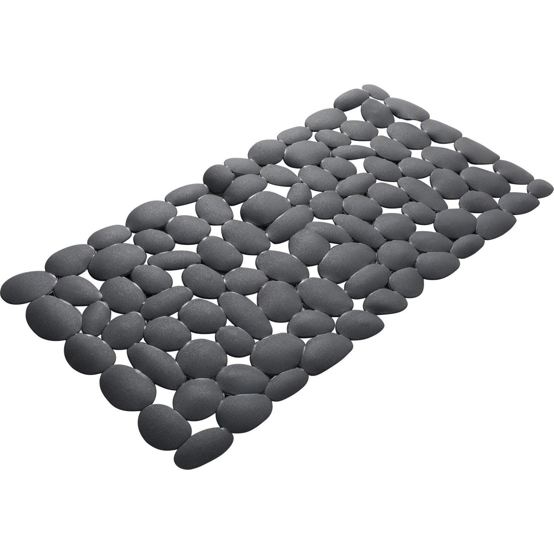 tapis antid rapant gris pour baignoire marathon leroy. Black Bedroom Furniture Sets. Home Design Ideas