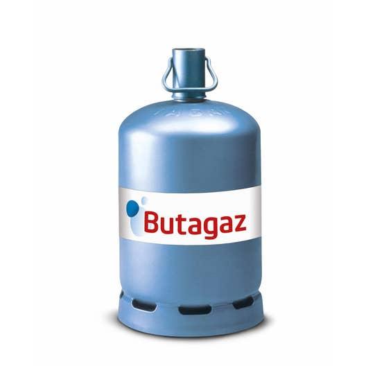 Le Gaz Butane tout consigne de gaz butane, 13 kg | leroy merlin