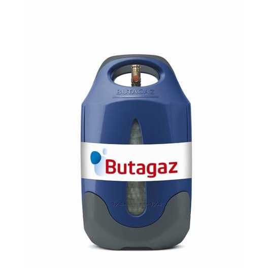 Le Gaz Butane à charge de gaz butane, 10 kg | leroy merlin