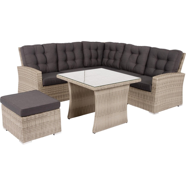 Canape Et Table Pour Salon De Jardin Daveport - Rellik.us - rellik.us
