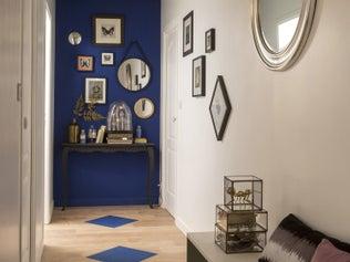 Des couloirs colorés