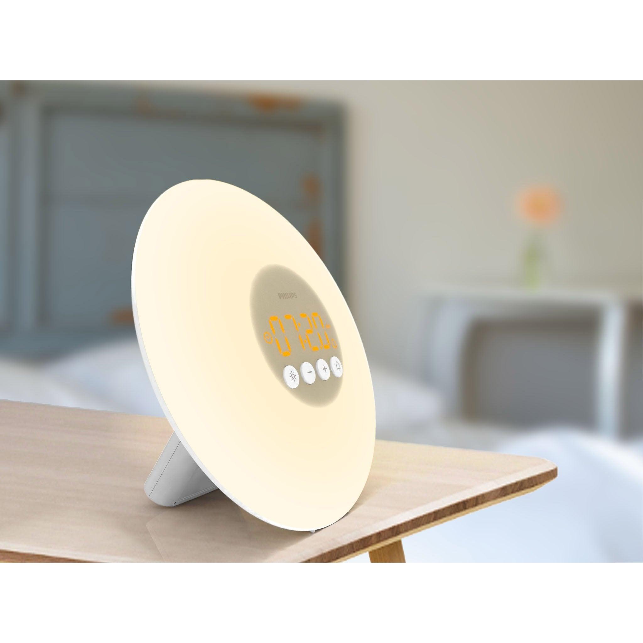 Lumière Levé Réglages Éveil Philips Simulateur De 10 Soleil Lampe Led thQosBrdCx