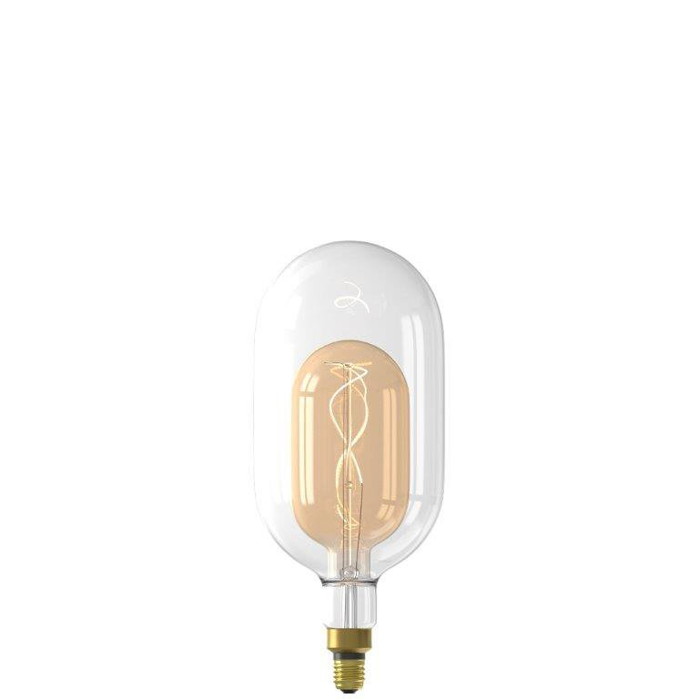 Ampoule led or Globe 150 mm E27 250 Lm = 30 W or, CALEX