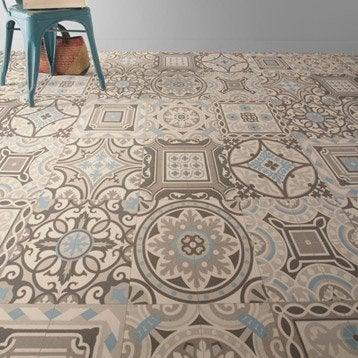 Sol PVC shalimar blue, ARTENS Textile l.4 m