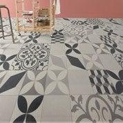 Sol PVC shalimar grey, ARTENS Textile l.4 m