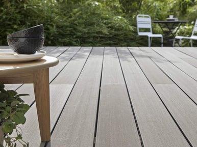 Tout savoir sur les terrasses en bois composite   Leroy Merlin